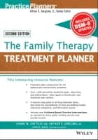 The Family Therapy Treatment Planner, with DSM-5 Updates, 2nd Edition ebook by Frank M. Dattilio, Arthur E. Jongsma Jr., Sean D. Davis