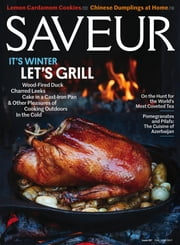 Saveur - Issue# 1 - Bonnier Corporation magazine