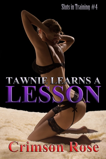 Tawnie Learns a Lesson ebook by Crimson Rose