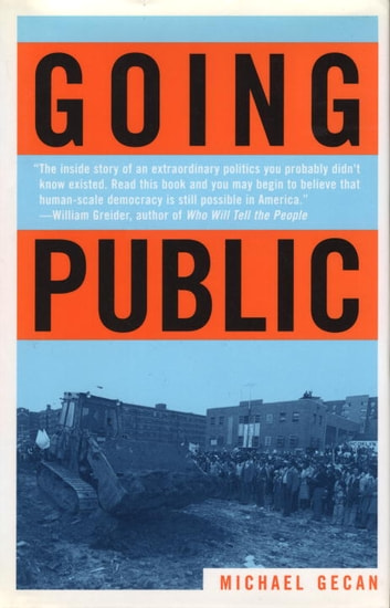Going Public ebook by Michael Gecan