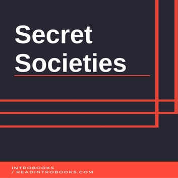 Secret Societies audiobook by Introbooks Team