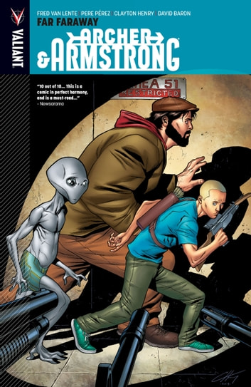 Archer & Armstrong Vol. 3: Far Faraway ebook by Fred Van Lente