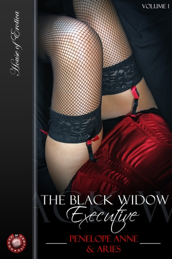 The Black Widow Executive ebook by Penelope Anne
