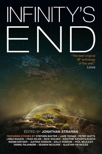 Infinity's End ebook by Stephen Baxter,Hannu Rajaniemi