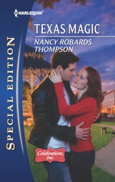 Texas Magic ebook by Nancy Robards Thompson