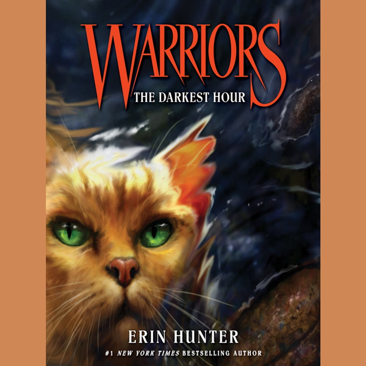 Warriors Into The Wild Online: Warriors #6: The Darkest Hour Audiobook By Erin Hunter