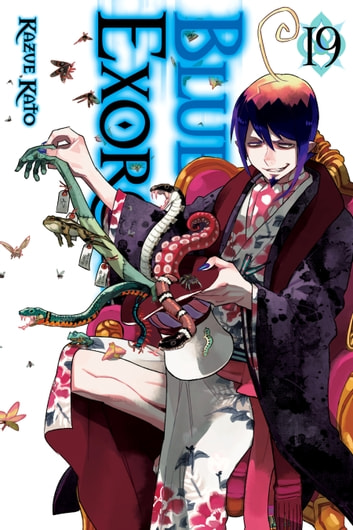 Blue Exorcist, Vol. 19 ebook by Kazue Kato