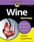 Wine For Dummies ekitaplar by Ed McCarthy, Mary Ewing-Mulligan