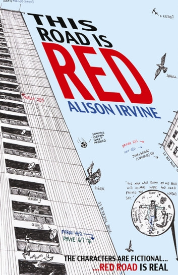 This Road is Red ebook by Irvine, Alison