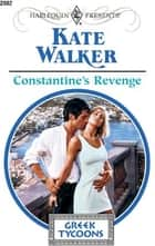 Constantine's Revenge ebook by Kate Walker