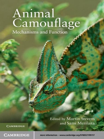 Animal Camouflage - Mechanisms and Function ebook by