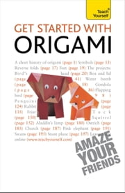 Get Started with Origami: Teach Yourself ebook by Robin Harbin