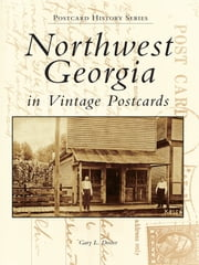 Northwest Georgia in Vintage Postcards ebook by Gary L. Doster