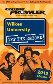 Wilkes University 2012 ebook by Nicole Frail