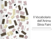 Il Vocabolario dell'Anima ebook by Silvia Faini
