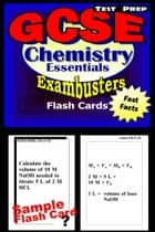 GCSE Chemistry Test Prep Review--Exambusters Flash Cards - GCSE Exam Study Guide ebook by GCSE Exambusters