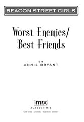 Worst Enemies/Best Friends ebook by Annie Bryant