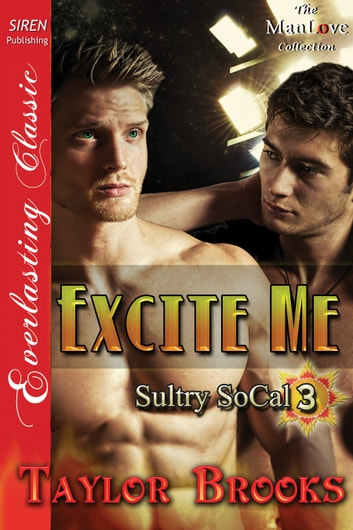 Excite Me ebook by Taylor Brooks