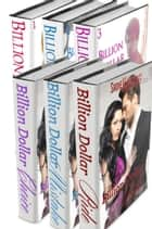 The Billionaire Series Books #1 - #6 - Stephanie's Billionaires ebook by Sadie Koenig