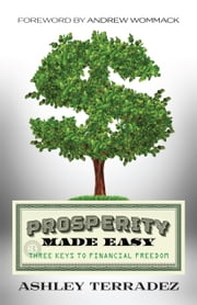 Prosperity Made Easy - 3 Keys to Financial Freedom ebook by Terradez,Ashley