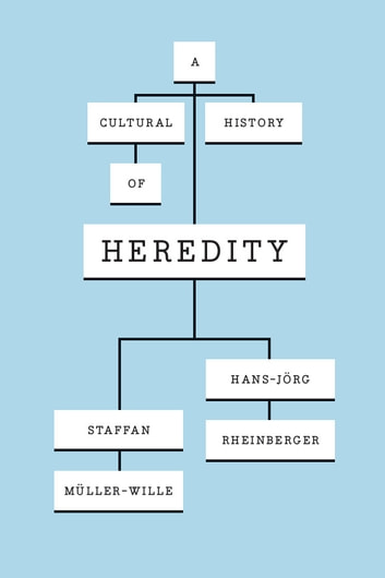 A Cultural History of Heredity ebook by Staffan Müller-Wille,Hans-Jörg Rheinberger