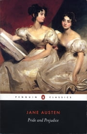 Pride and Prejudice ebook by Jane Austen,Tony Tanner