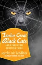 Twelve Great Black Cats - And Other Eerie Scottish Tales ebook by Sorche Nic Leodhas