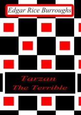 Tarzan The Terrible ebook by Edgar Rice Burroughs