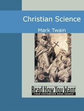 Christian Science ebook by Mark Twain