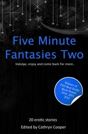 Five Minute Fantasies 2 ebook by Cathryn Cooper,Ralph Greco Jr,Stephen Albrow,J Carron,Jeremy Edwards,Gwen Masters,Landon Dixon,Phoebe Grafton,Roger Frank Selby,Alex de Kok,Frances Jones,Richard Terry,Mary Borsellino,Kitti Bernetti,Shanna Germain,Susan Placido,Jim Baker,Elizabeth Coldwell