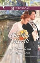 A Ring from a Marquess ebook by Christine Merrill