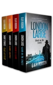London Large Crime Thriller Series featuring Inspector Harry Hawkins: - Books 1-3: (plus six bonus stories) ebook by Roy Robson, Garry Robson