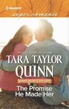 The Promise He Made Her ebook by Tara Taylor Quinn