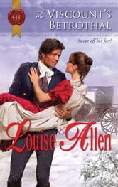 The Viscount's Betrothal ebook by Louise Allen