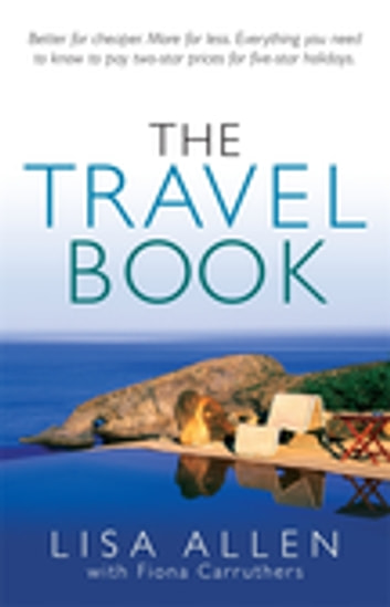 The Travel Book ebook by Lisa Allen