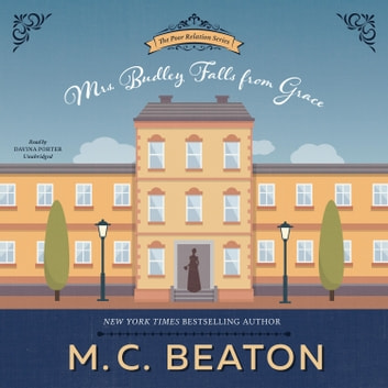 Mrs. Budley Falls from Grace audiobook by M. C. Beaton