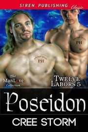 Poseidon ebook by Cree Storm