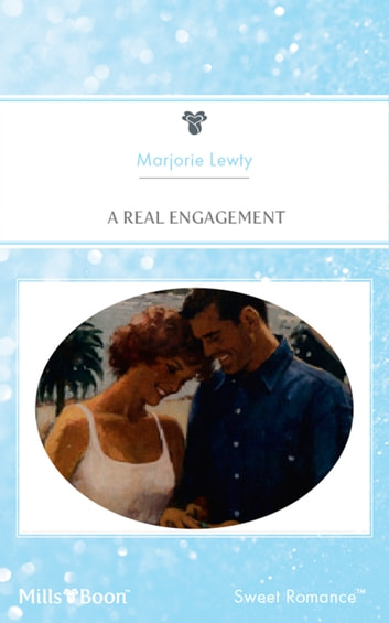 A Real Engagement ebook by Marjorie Lewty