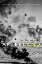 Afterland - Poems ebook by Mai Der Vang
