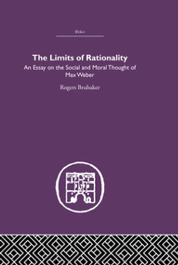 the rationality of murder essay Introduction to choice theory  these notes outline the standard economic model of rational choice in  bounded rationality models in which decision makers.