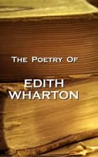 The Poetry Of Edith Wharton ebook by Edith Wharton