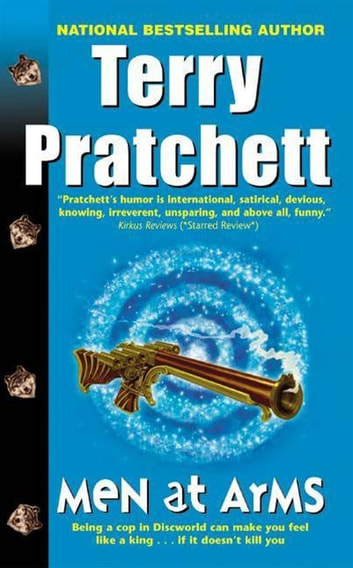 Men at Arms - A Novel of Discworld ebook by Terry Pratchett