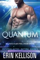 Quantum - Intergalactic Dating Agency ebook by Erin Kellison