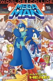 "Mega Man #24 ebook by Ian Flynn,  Patrick ""SPAZ"" Spaziante, John Workman, Jamal Peppers, Jim Amash,  Matt Herms"