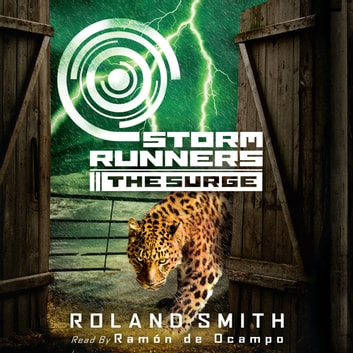 Storm Runners #2: The Surge audiobook by Roland Smith