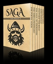 Saga Six Pack 2 - A Viking Reader ebook by Rasmus Bjorn Anderson,Jennie Hall,George Henry Needler