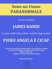 Sono un Uomo PARANORMALE ebook by Kobo.Web.Store.Products.Fields.ContributorFieldViewModel