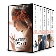 Mystery Box Set - A Will and a Way\Mind Over Matter\Risky Business\The Art of Deception\Treasures Lost, Treasures Found ebook by Nora Roberts