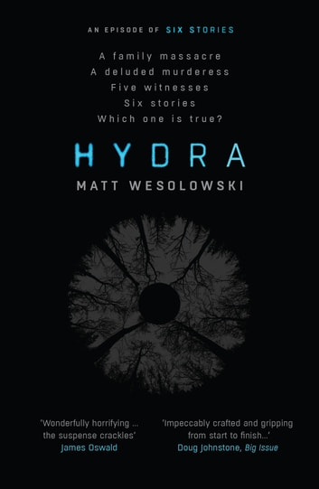 Hydra ebook by Matt Wesolowski