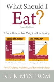 What Should I Eat? - Solve Diabetes, Lose Weight, and Live Healthy ebook by Kobo.Web.Store.Products.Fields.ContributorFieldViewModel